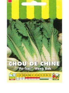 Chou de Chine Wong Bok - Brassica pekinensis
