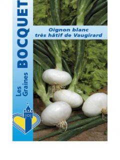 Oignon Blanc De Vaugirard - Vilmorin