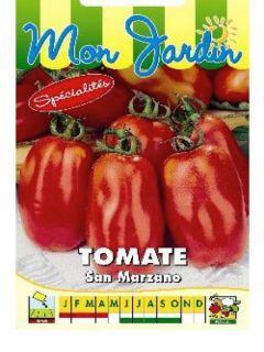 Tomate San Marzano 3