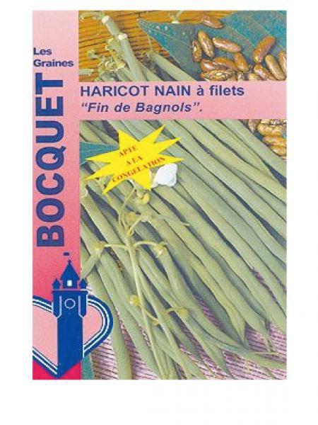 Haricot vert 'Fin de Bagnols'