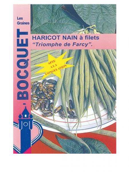 Haricot vert 'Triomphe de Farcy-