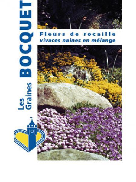 Mélange mellifère 'Fleurs naines pour rocailles'