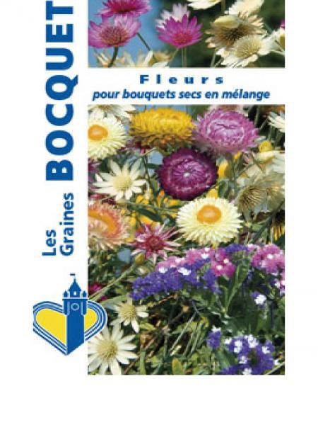 Mélange mellifère \'Fleurs pour bouquets secs\'